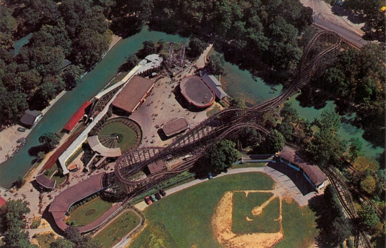 1961 ~ Hershey Park