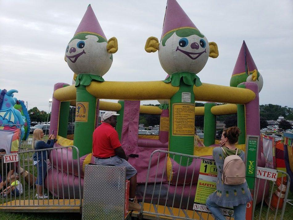 Wapello Clown Bounce