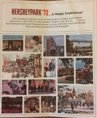 Hersheypark 73...A Happy Experience!