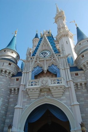 Photography at Disney Castle - Debbie Qualls