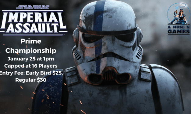 Imperial Assault Prime Championship 2020