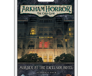 Arkham Horror LCG Murder at the Excelsior Hotel AHC38