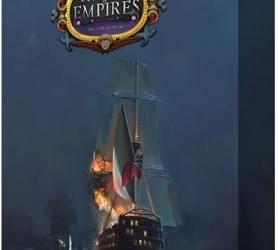 Martin Wallace Struggle of Empires Deluxe Edition
