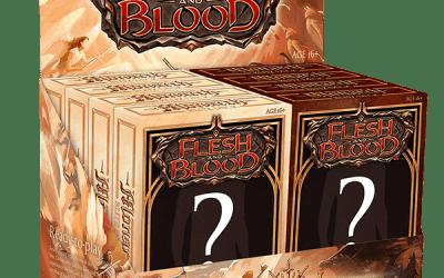 Flesh and Blood Monarch Blitz Decks