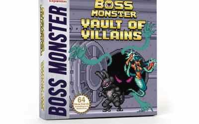 Vault of Villains – Boss Monster Expansion