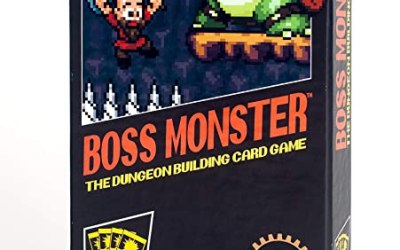 Boss Monster The Deck Building Card Game