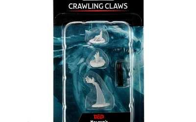 D&D Nolzur's Marvelous Miniatures: Crawling Claws Wave 15 90318