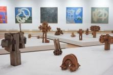 An insight into the exhibition 'The Ephemerist. A Mihai Olos retrospective.'