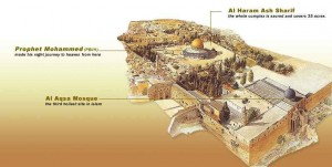 atlastours.net  Al-Isra' Wal-Mi'raj or The Glorious Night Journey  and Miracle of Ascension aqsa