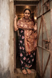 Shabera, by Katie Basbagill  Shabera Khatun, Story from Dhaka shabera