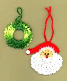Santa Claus Amigurumi - Free Crochet Pattern - StringyDingDing | 320x262