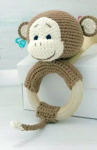 Crochet, Mike the monkey! – ᚴᚱᛁᛒᛒᛅ | 500x324
