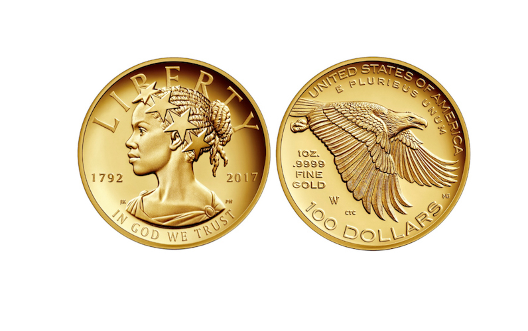 The New Face Of U S Currency An African American Lady