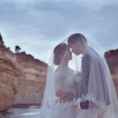 GREAT OCEAN ROAD PRE-WEDDING