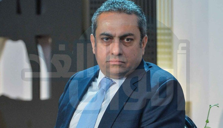 المهندس خالد عباس ، نائب وزير الإسكان للمشروعات القومية