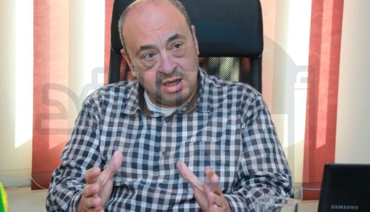 علاء السقطي نائب رئيس اتحاد المستثمرين و رئيس شركة باك تاك للاستثمار العقاري