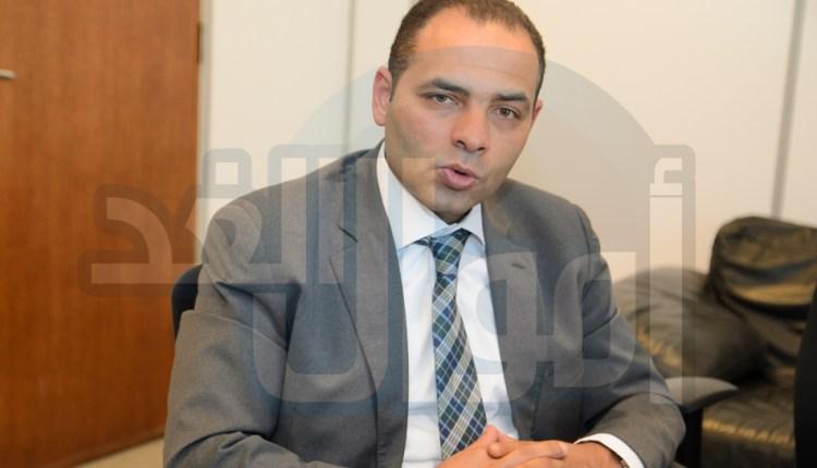 أحمد أبو السعد، العضو المنتدب لشركة أزيموت مصر
