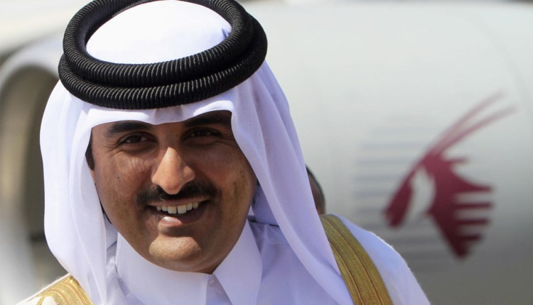تميم بن حمد - أمير قطر