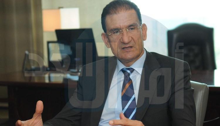 مدحت خليل رئيس مجلس إدارة شركة راية القابضة للاستثمارات المالية