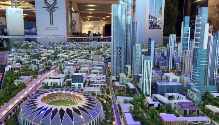 العاصمة الإدارية الجديدة - ارشيفية