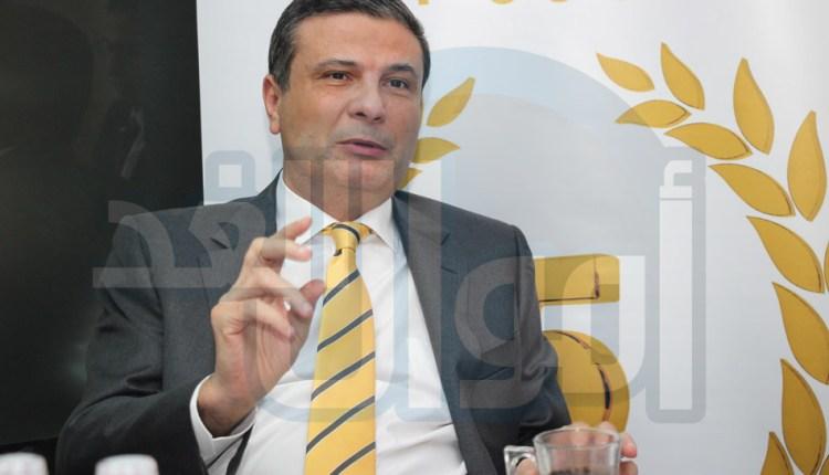علاء فاروق، رئيس البنك الزراعي المصري