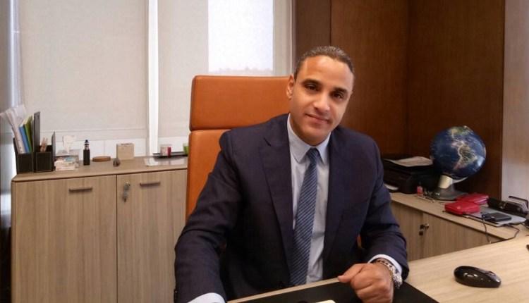 حاتم سمير، رئيس شركة جلوبال ليس للتاجير التمويلى