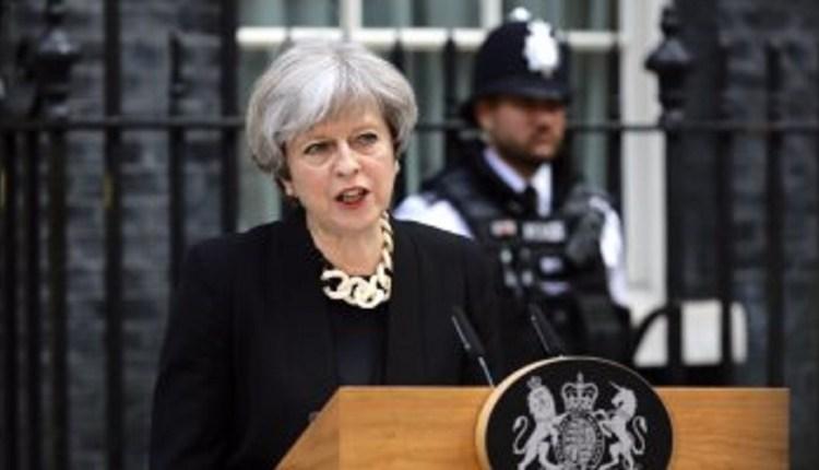 تريزا ماى رئيس وزراء بريطانيا