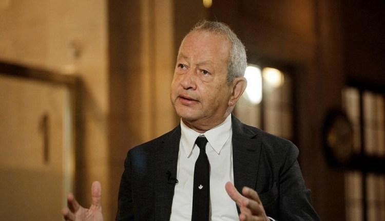 المهندس نجيب ساويرس - رئيس مجلس إدارة أوراسكوم للاستثمار
