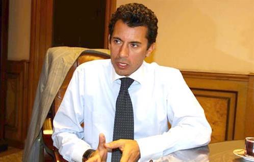 الدكتور أشرف صبحى، وزير الرياضة