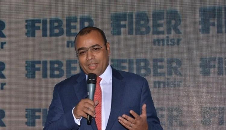 المهندس أحمد مكي، رئيس مجلس إدارة شركة فايبر مصر