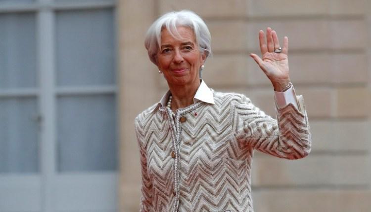 كريستين لاغارد مدير عام صندوق النقد الدولي