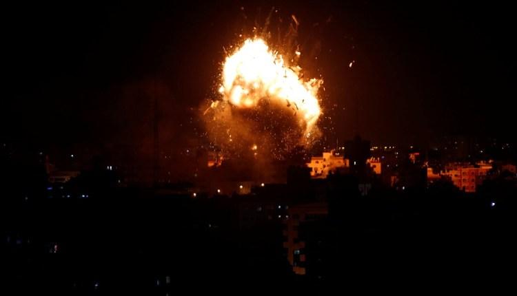 التوسع الاستياني في غزة