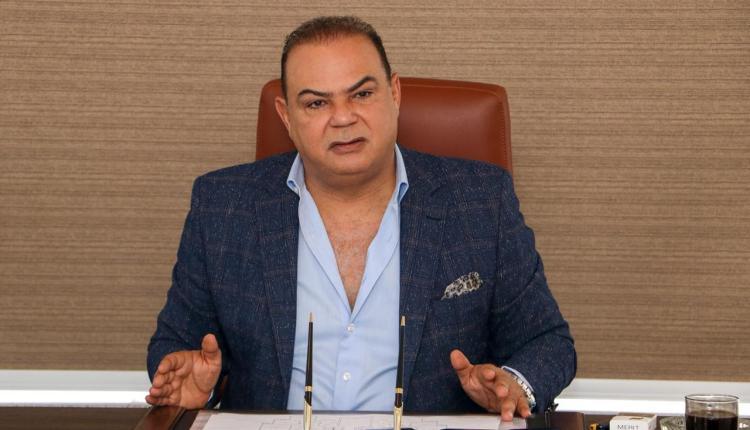 هشام الخولي ، رئيس مجلس إدارة شركة بيراميدز للتطوير العقاري