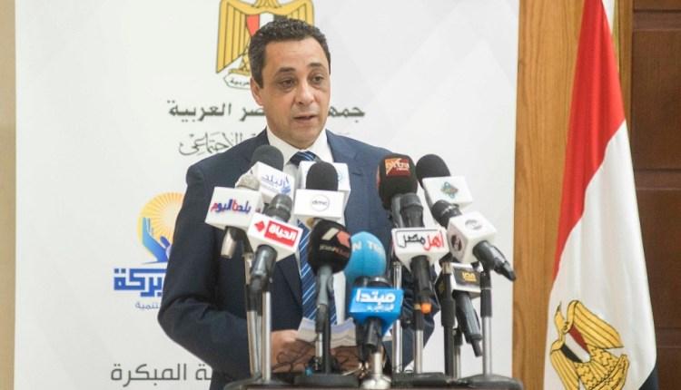 علاء فتحي مدير عام شركة مانفودز - ماكدونالدز مصر