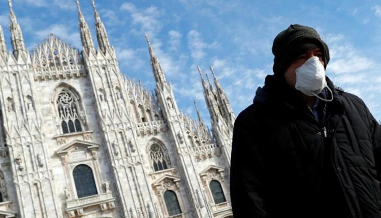 كورونا في إيطاليا