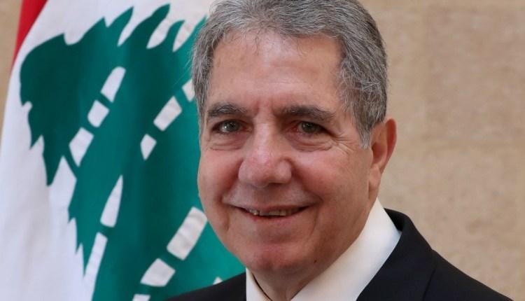 وزير المالية اللبناني غازي وزني
