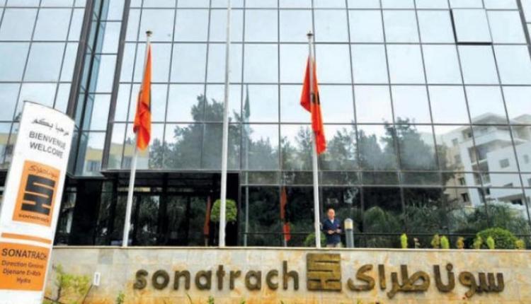 شركة النفط الوطنية الجزائرية سوناطراك