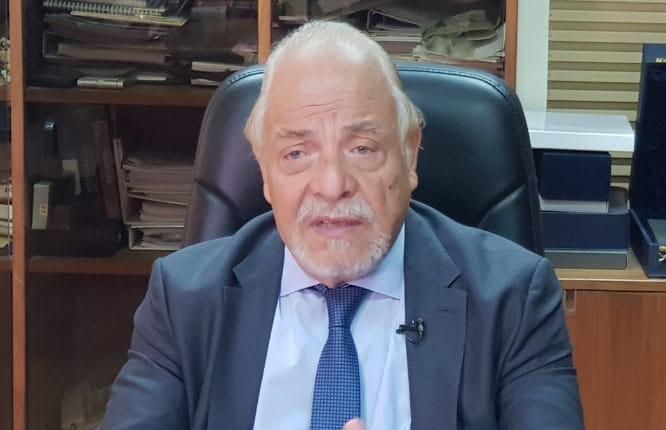 د. سمير عارف رئيس شركة الأهرام لنظم الأمان