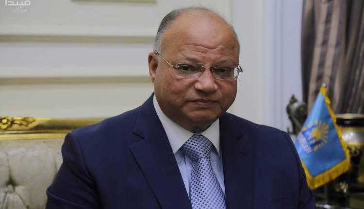 اللواء خالد عبد العال - محافظ القاهرة