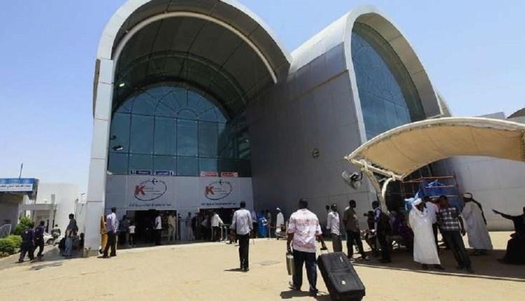 مطار الخرطوم الدولي