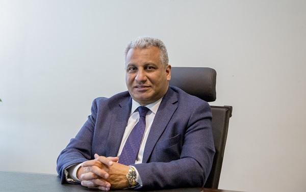 الدكتور محمد المكاوي الرئيس التنفيذي لشركة سيتي إيدج