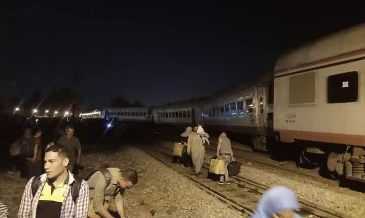 حادث قطار الإسكندرية