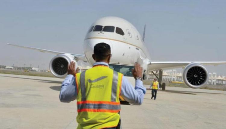 الطلب على النقل الجوي