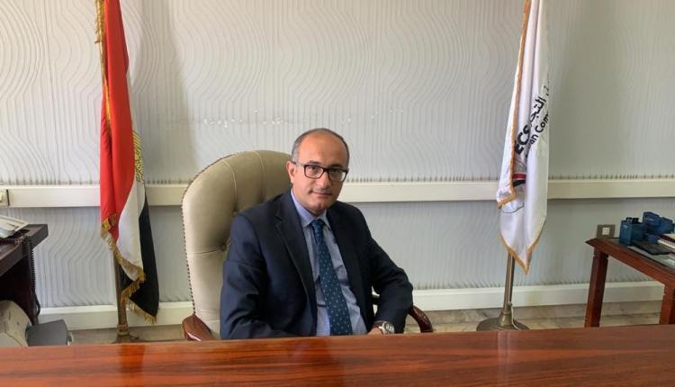 أحمد مغاوري رئيس جهاز التمثيل التجاري