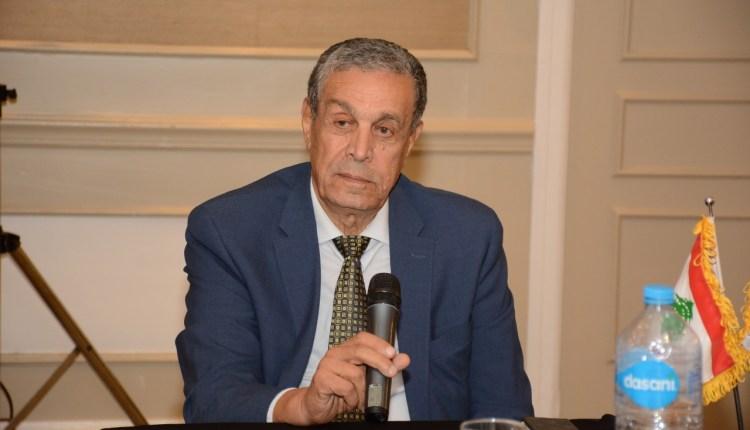 المهندس حسن الشافعي رئيس لجنة المشروعات الصغيرة بجمعية رجال الأعمال المصريين