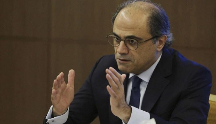 جهاد أزعور، مدير إدارة الشرق الأوسط وآسيا الوسطى في صندوق النقد
