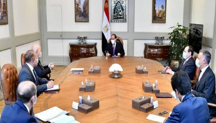 الرئيس السيسي يتابع نشاط شركة إيني الإيطالية في مجال التنقيب والإنتاج بمصر