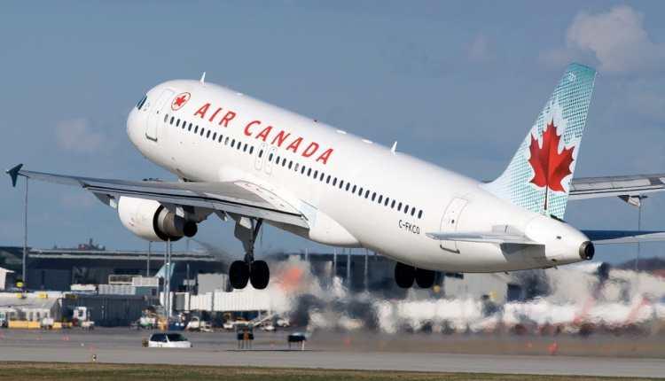 طيران كندا
