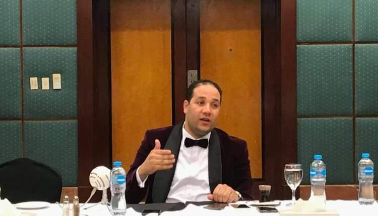 المهندس عماد عيسى، رئيس مجلس إدارة شركة «أركان جروب»