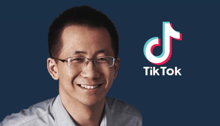 """تشانج يي مينج مؤسس شركة """"بايت دانس"""" المالكة لتطبيق تيك توك"""